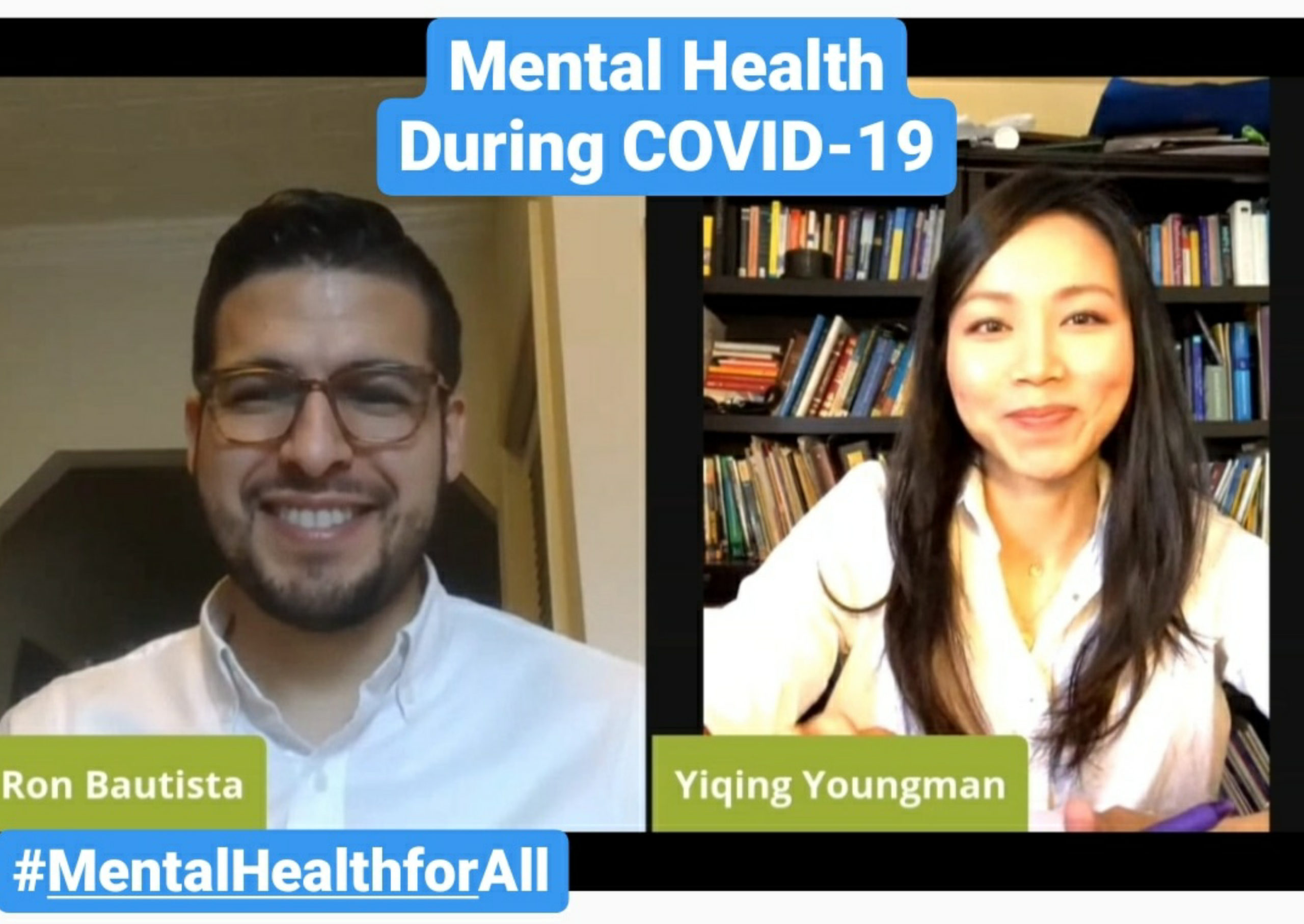 Tackle COVID-19 Mental Health Crisis - Mental Health for All
