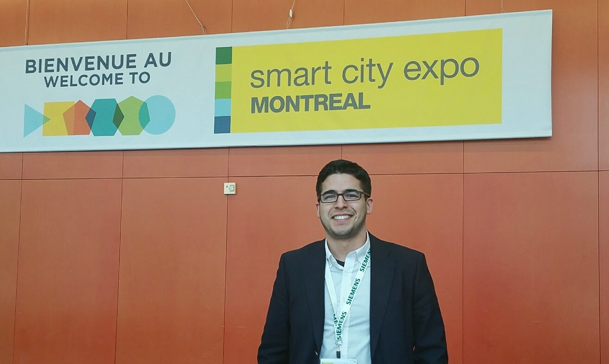 UN-Habitat conference at Smart City Expo Montréal, Canada